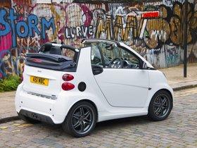Ver foto 7 de Smart Brabus ForTwo Cabrio UK 2012