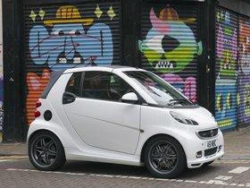 Ver foto 6 de Smart Brabus ForTwo Cabrio UK 2012