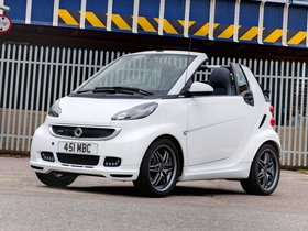 Ver foto 5 de Smart Brabus ForTwo Cabrio UK 2012