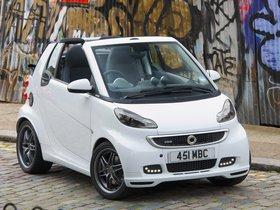Ver foto 4 de Smart Brabus ForTwo Cabrio UK 2012