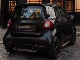 Ver foto 2 de Brabus Smart ForTwo Disturbing London Coupe C453 UK 2017