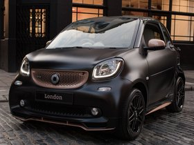 Ver foto 1 de Brabus Smart ForTwo Disturbing London Coupe C453 UK 2017