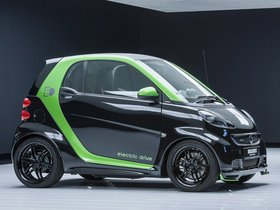 Ver foto 7 de Brabus Smart ForTwo Electric Drive Coupe 2012
