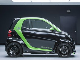 Ver foto 6 de Brabus Smart ForTwo Electric Drive Coupe 2012
