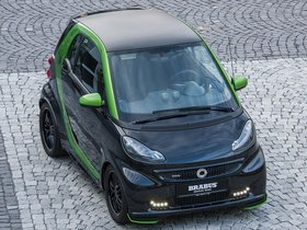 Ver foto 4 de Brabus Smart ForTwo Electric Drive Coupe 2012