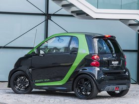 Ver foto 3 de Brabus Smart ForTwo Electric Drive Coupe 2012