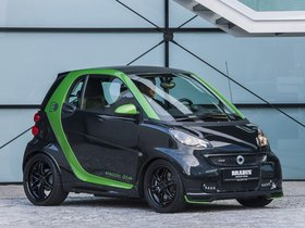 Ver foto 2 de Brabus Smart ForTwo Electric Drive Coupe 2012