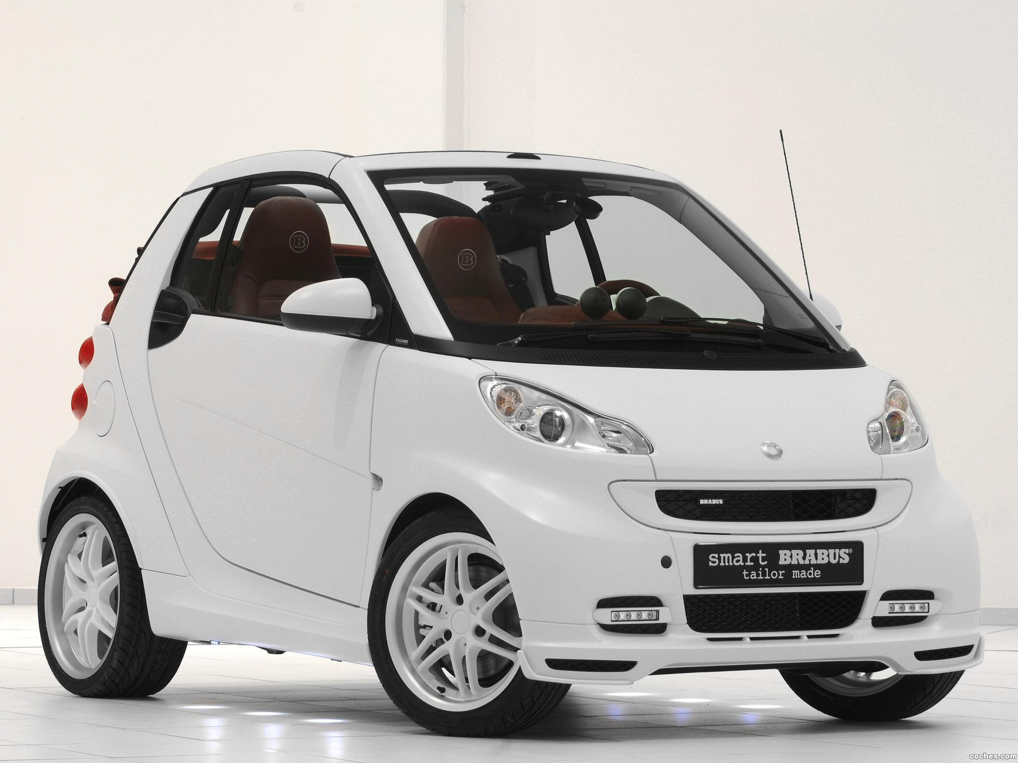 Foto 0 de Brabus Smart ForTwo Tailor Made 2010