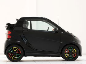 Ver foto 2 de Brabus Smart ForTwo Tailor Made Black 2010