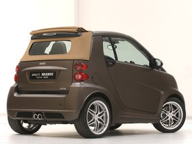 Ver foto 2 de Smart Brabus ForTwo Tailor Made Brown 2010
