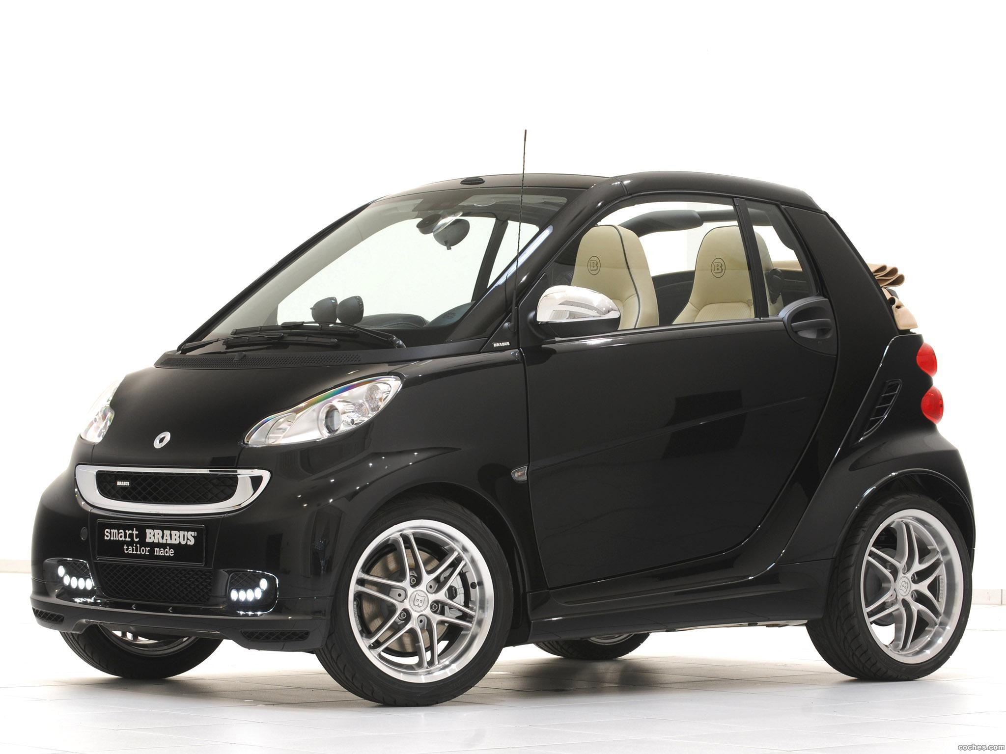 Foto 0 de Smart Brabus ForTwo Tailor Made Cabrio 2010