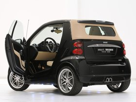 Ver foto 3 de Smart Brabus ForTwo Tailor Made Cabrio 2010