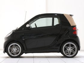 Ver foto 2 de Smart Brabus ForTwo Tailor Made Cabrio 2010