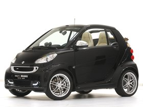 Ver foto 1 de Smart Brabus ForTwo Tailor Made Cabrio 2010