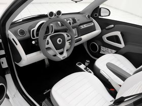 Ver foto 4 de Smart Brabus ForTwo Tailor Made Cabrio White 2010