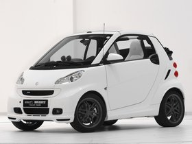 Ver foto 1 de Smart Brabus ForTwo Tailor Made Cabrio White 2010