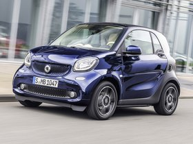 Ver foto 10 de Brabus Smart ForTwo Tailor Made Coupe C453 2015