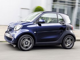 Ver foto 9 de Brabus Smart ForTwo Tailor Made Coupe C453 2015