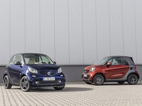Ver foto 8 de Brabus Smart ForTwo Tailor Made Coupe C453 2015