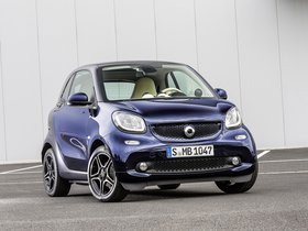 Ver foto 7 de Brabus Smart ForTwo Tailor Made Coupe C453 2015
