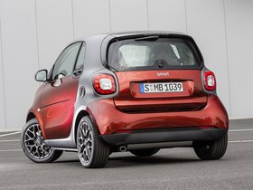 Ver foto 6 de Brabus Smart ForTwo Tailor Made Coupe C453 2015