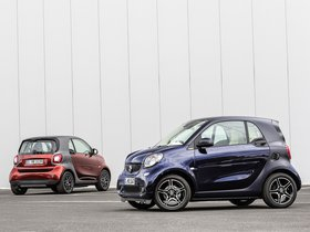 Ver foto 5 de Brabus Smart ForTwo Tailor Made Coupe C453 2015