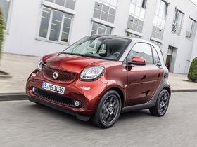 Ver foto 1 de Brabus Smart ForTwo Tailor Made Coupe C453 2015