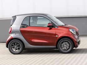 Ver foto 15 de Brabus Smart ForTwo Tailor Made Coupe C453 2015
