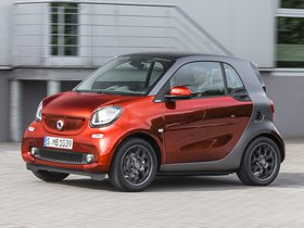 Ver foto 14 de Brabus Smart ForTwo Tailor Made Coupe C453 2015