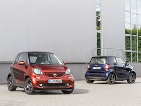 Ver foto 13 de Brabus Smart ForTwo Tailor Made Coupe C453 2015