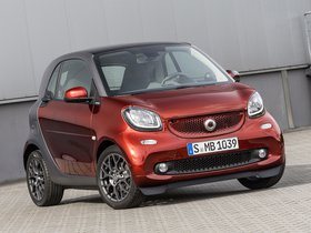 Ver foto 12 de Brabus Smart ForTwo Tailor Made Coupe C453 2015