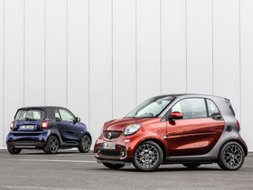 Ver foto 11 de Brabus Smart ForTwo Tailor Made Coupe C453 2015