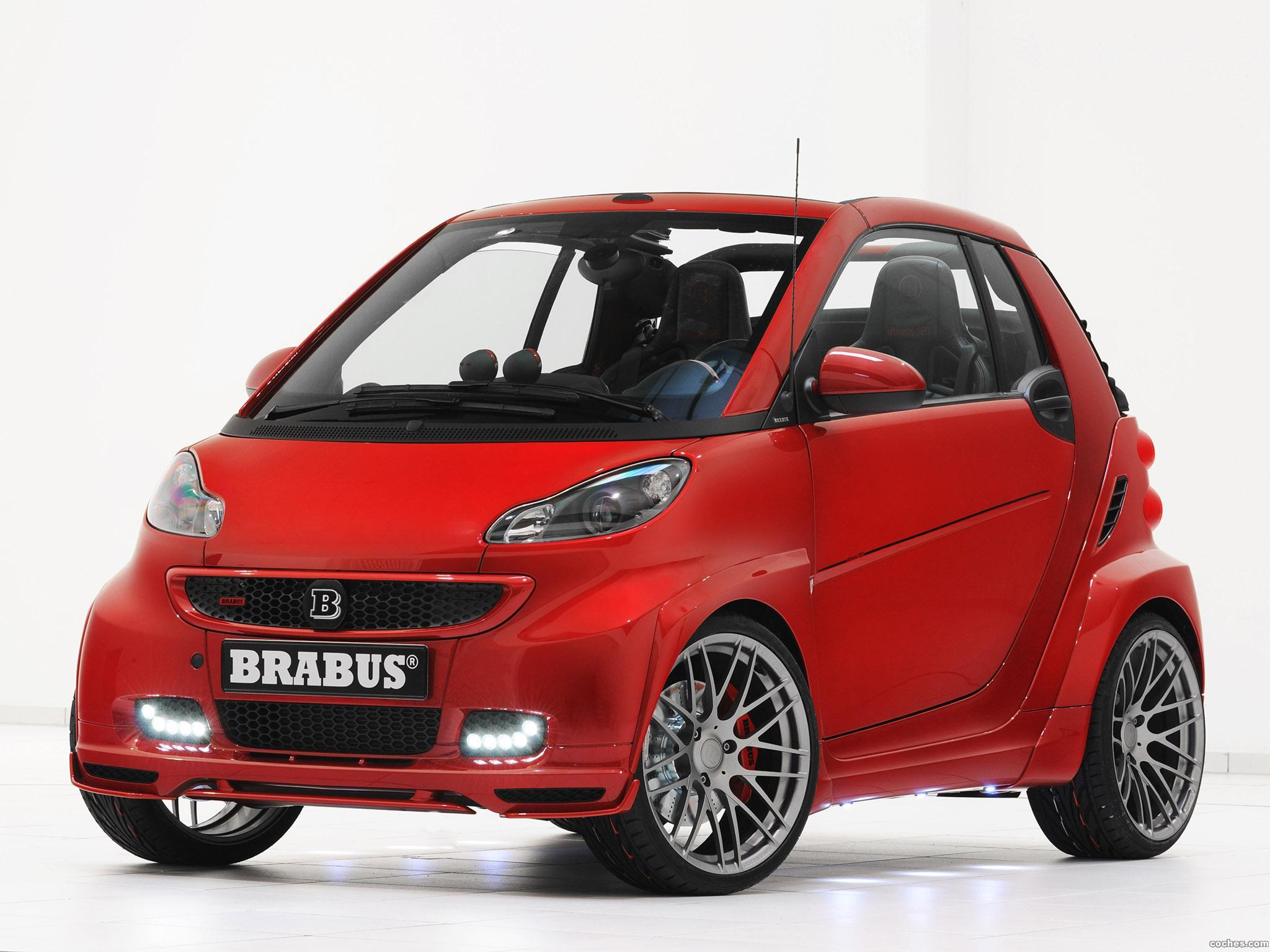 Foto 0 de Smart Brabus ForTwo Ultimate 120 2012