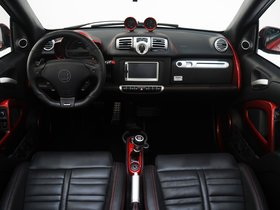 Ver foto 7 de Smart Brabus ForTwo Ultimate 120 2012