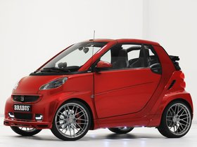 Ver foto 3 de Smart Brabus ForTwo Ultimate 120 2012