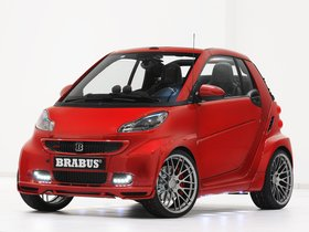 Ver foto 1 de Smart Brabus ForTwo Ultimate 120 2012