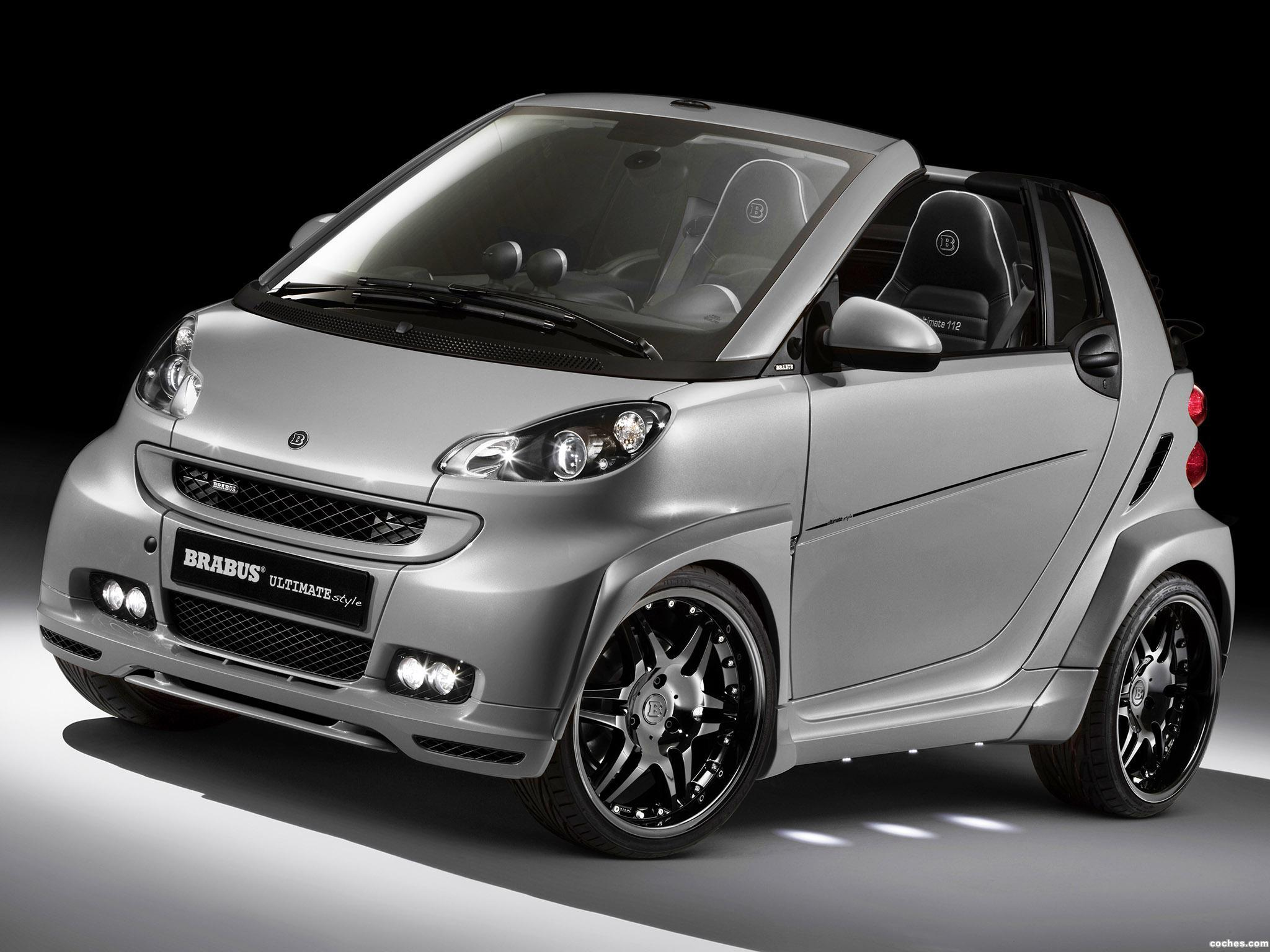 Foto 0 de Smart Brabus ForTwo Ultimate Style 2011