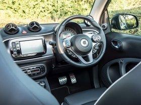 Ver foto 13 de Brabus Smart ForTwo Xclusive Cabrio A453 UK 2016