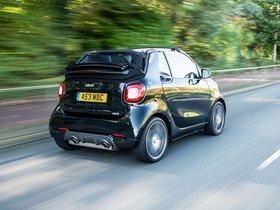 Ver foto 3 de Brabus Smart ForTwo Xclusive Cabrio A453 UK 2016