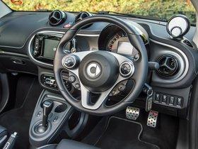 Ver foto 12 de Brabus Smart ForTwo Xclusive Cabrio A453 UK 2016