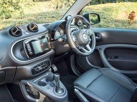 Ver foto 11 de Brabus Smart ForTwo Xclusive Cabrio A453 UK 2016