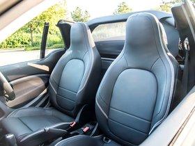 Ver foto 10 de Brabus Smart ForTwo Xclusive Cabrio A453 UK 2016