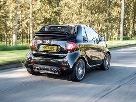 Ver foto 7 de Brabus Smart ForTwo Xclusive Cabrio A453 UK 2016