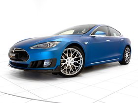 Ver foto 6 de Brabus Tesla Model S 2015