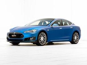 Ver foto 5 de Brabus Tesla Model S 2015