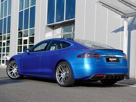 Ver foto 2 de Brabus Tesla Model S 2015