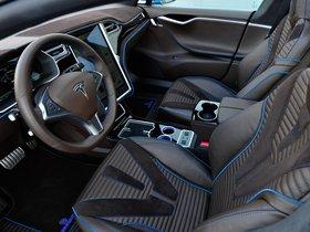 Ver foto 16 de Brabus Tesla Model S 2015