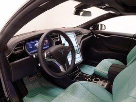Ver foto 15 de Brabus Tesla Model S 2015