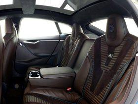Ver foto 14 de Brabus Tesla Model S 2015