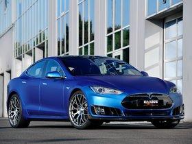 Ver foto 10 de Brabus Tesla Model S 2015